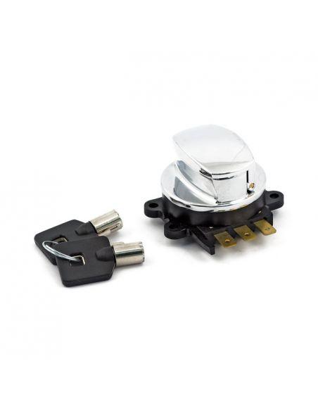 Faro posteriore LED Speed omologato con portatarga