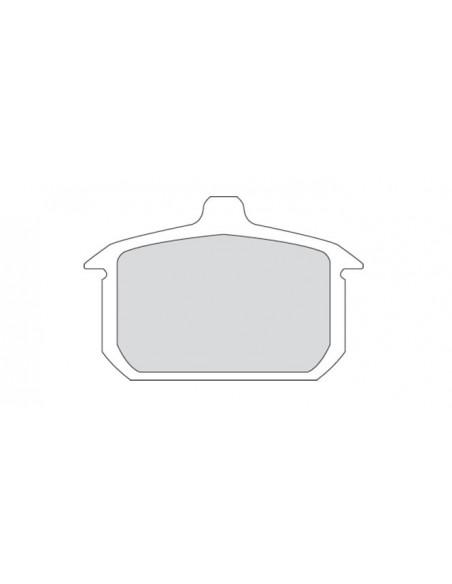 Specchietto Rad 2 a goccia sinistro cromo