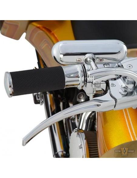 Supporto bobina tra i cilindri per Sportster