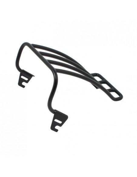 Piastra superiore in-line nera per Forcella Springer WL