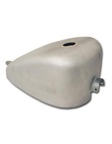 Serbatoio benzina 2,9 galloni King fondo piatto 1 tappo a vite