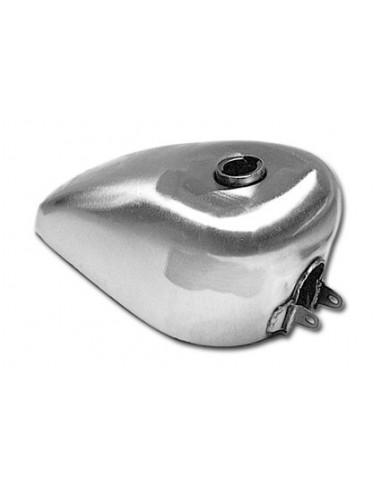 Serbatoio benzina 3,1 galloni King tappo a camma per Sportster dal 55-78
