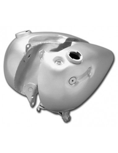 Serbatoio benzina 3.5 galloni cambio a mano rubinetto 22mm