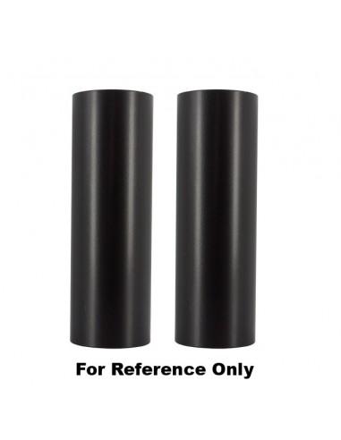 Copri Forcelle Straight nero lucido