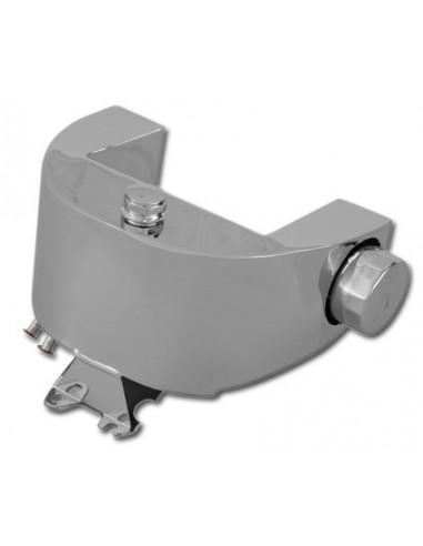 Serbatoio olio BT con - attacco tubo filettato e filtro push-on - tappo laterale