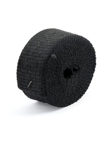 Benda per scarichi nera 5 cm x 4.5 mt