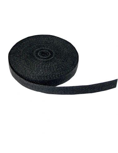 Benda per scarichi nera 2.5 cm x 4.5 mt