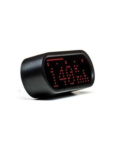 ContaKm digitale multifunzione Motoscope Mini nero elettronico