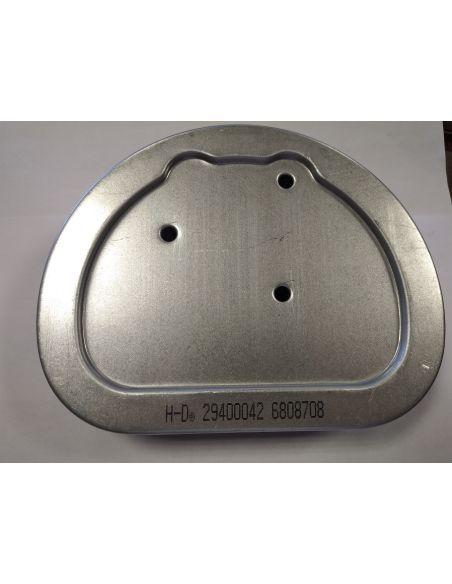 Cerchione in acciaio inox 15x8.00 - 80 fori