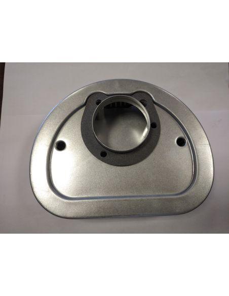 Cerchione in acciaio inox 15x9.00 - 80 fori
