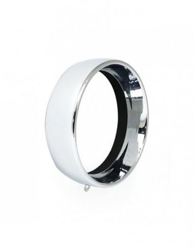 Cerchione in acciaio inox 17x8.00 - 80 fori