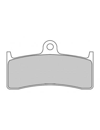Specchietto Curvaceous alto gambo angolo DX NERO