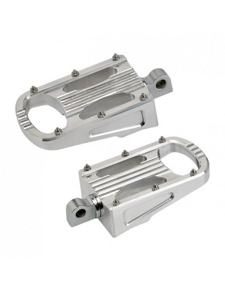 Cerchione in acciaio inox 15x3.50 - 40 fori