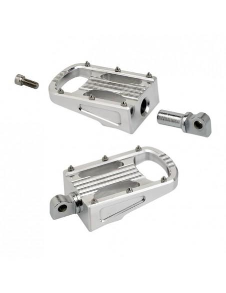 Cerchione in acciaio inox 15x4.00 - 80 fori