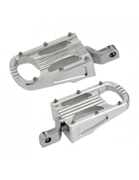 Cerchione in acciaio inox 15x6.00 - 80 fori