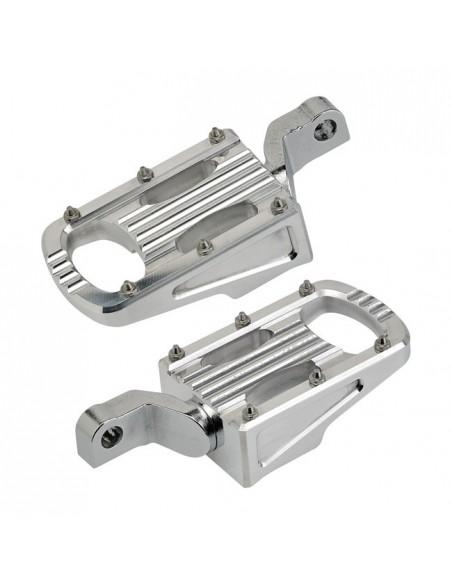 Cerchione in acciaio inox 15x5.00 - 40 fori