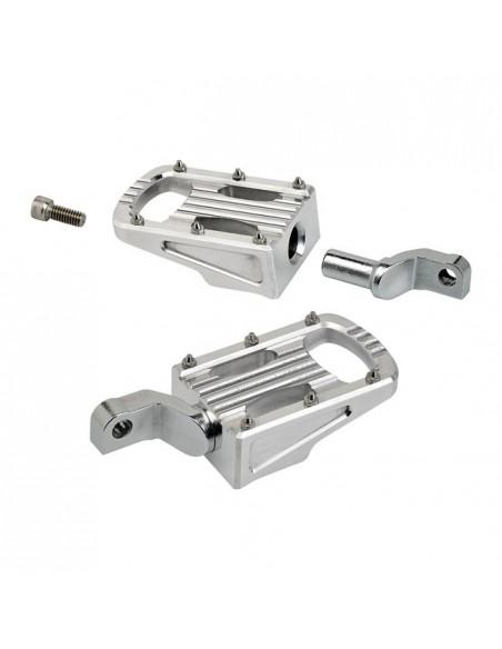 Cerchione in acciaio inox 15x4.50 - 80 fori