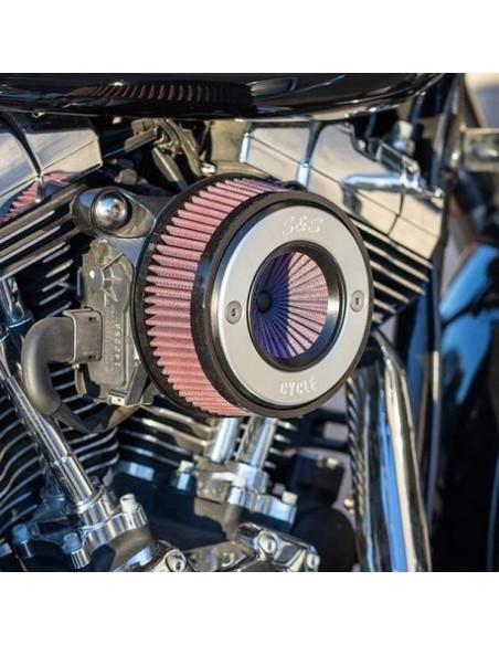 Tappo benzina Pop-up ventilato nero grinzato