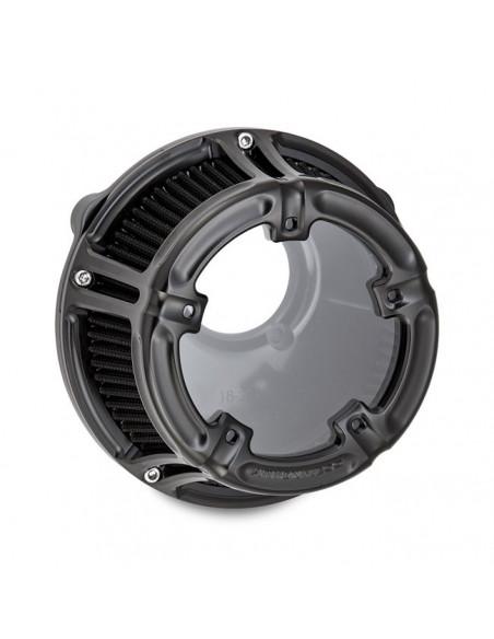 Filtro aria cornetto Velocity Stack nero
