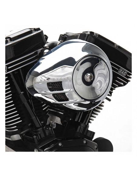 Filtro aria Flow Vision 5 Black Denim opaco