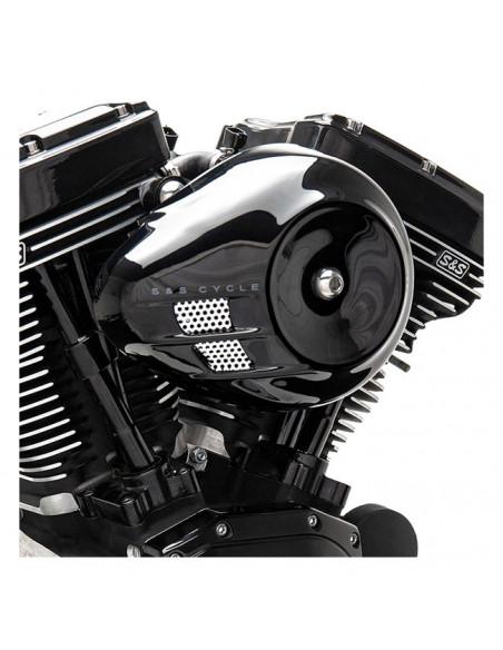 Filtro aria Flow Vision 5 Vivid Black lucido