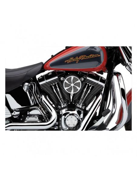 Fasce elastiche per pistoni magg. +,010 Per Sportster 883cc dal 1986 al 2020