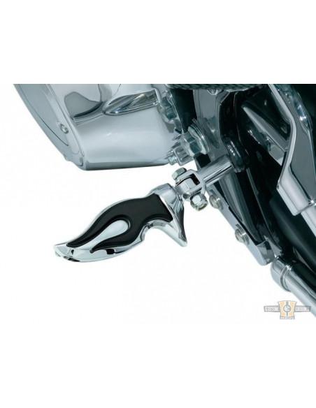 Filtro aria velocity Stack challenger nero per Touring