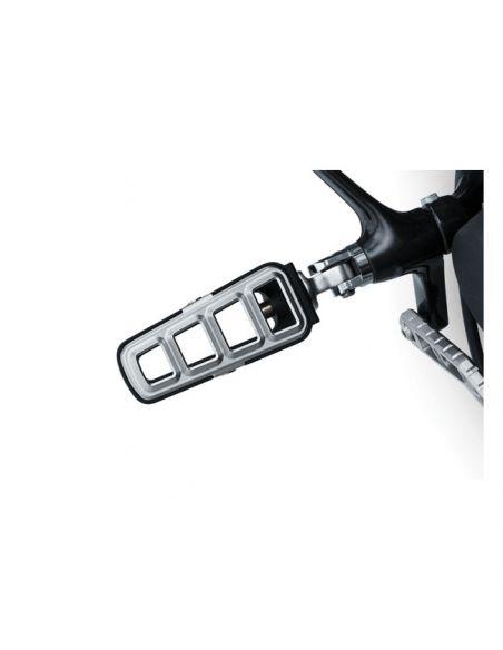 Faro posteriore Motone Eldorado in alluminio lucido