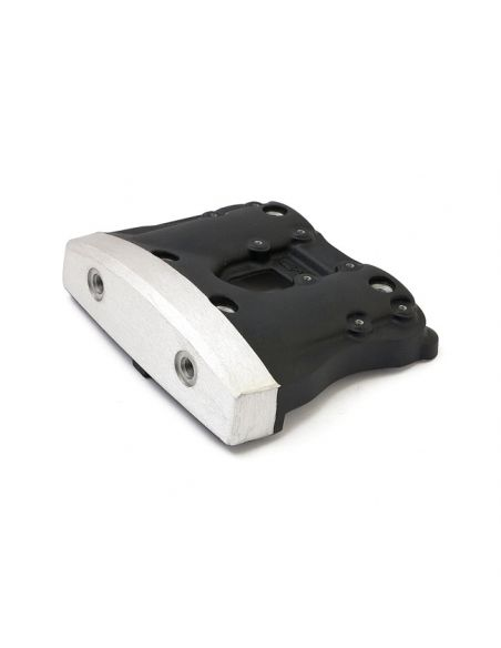 Cavo acceleratore nero/cromo per Sportster dal 1996 al 2020 lungo 101cm