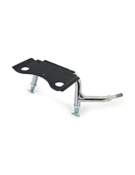 Paramotore anteriore nero - diametro 30mm per Sportster 04-20