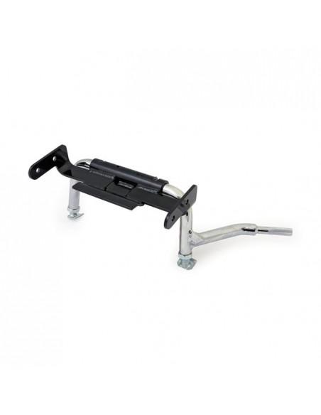 Paramotore anteriore nero - diametro 38mm per Sportster