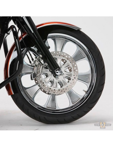 Candela Harley Davidson 5R6A rif OEM 32312-77, 32311-83 e 32342-04 per Big Twin 1340