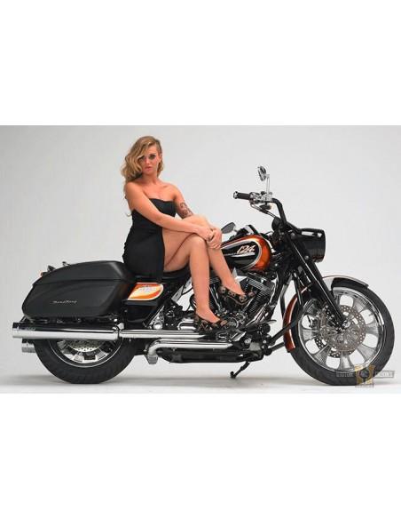 Candela Harley Davidson 6R12 rif OEM 32362-04 per Sportster