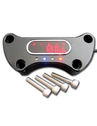 Alloggiamento strumento Motogadget per riser - nero