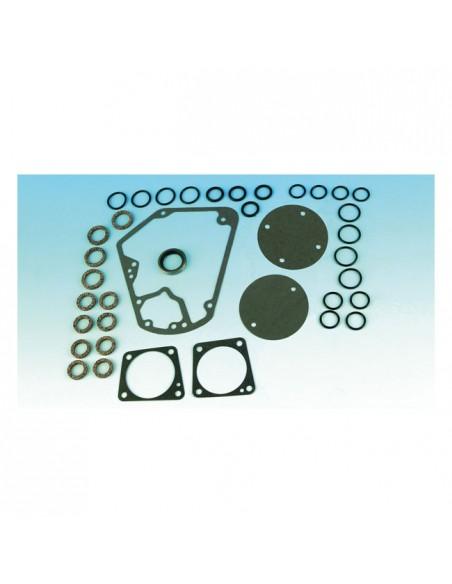 Coperchi per forcelle da 41 cromati per FXWG 80-86