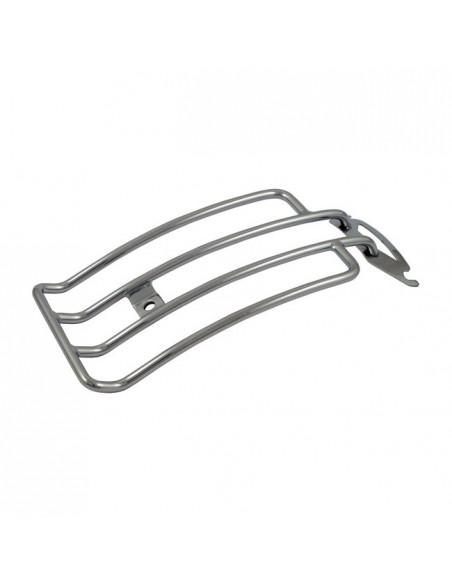 Copri Forcelle Straight alluminio grezzo diam 49mm