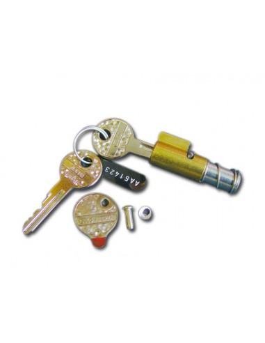 Blocca sterzo con due chiavi