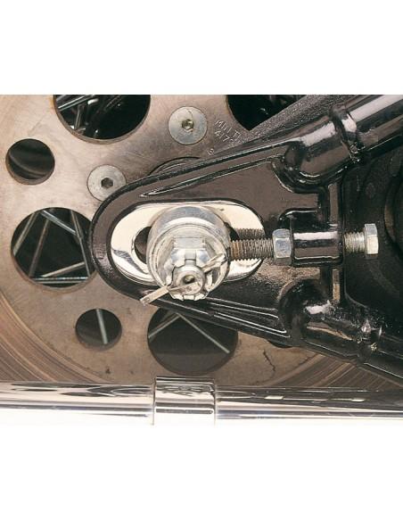 Arricchitore per carburatori S&S Croce cromata
