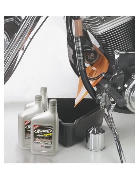 Kickstarter avviamento a pedale lucidato