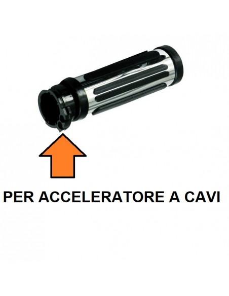 Per acceleratore a cavi
